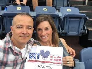 Eric attended Luke Bryan: What Makes You Country Tour 2018 - Country on Aug 4th 2018 via VetTix