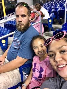 Brandon attended Miami Marlins vs. Atlanta Braves - MLB on Aug 26th 2018 via VetTix