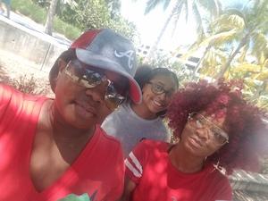 Michelle attended Miami Marlins vs. Atlanta Braves - MLB on Aug 26th 2018 via VetTix
