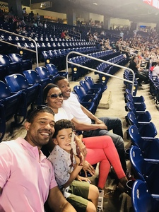 Anthony attended Miami Marlins vs. Atlanta Braves - MLB on Aug 26th 2018 via VetTix