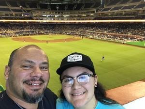 David attended Miami Marlins vs. Atlanta Braves - MLB on Aug 26th 2018 via VetTix