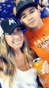 Joshua attended Miami Marlins vs. Atlanta Braves - MLB on Aug 26th 2018 via VetTix