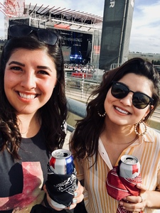 Desiree attended G-eazy - the Endless Summer Tour - French Rap on Aug 9th 2018 via VetTix