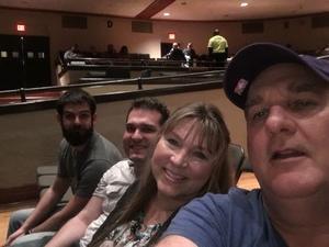 Calvin attended Chad Prather on Dec 14th 2018 via VetTix