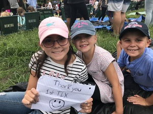 Click To Read More Feedback from Kidz Bop Live 2018 - Family Event