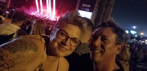 KIRSTEN attended Pentatonix With Special Guests Echosmith and Calum Scott on Aug 7th 2018 via VetTix