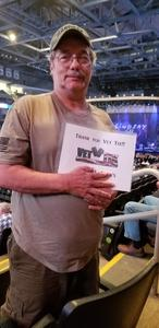 Aaron attended Sugarland Still the Same 2018 Tour on Aug 9th 2018 via VetTix