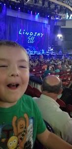 Michael attended Sugarland Still the Same 2018 Tour on Aug 11th 2018 via VetTix