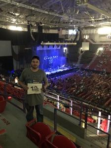 kyle attended Sugarland Still the Same 2018 Tour on Aug 11th 2018 via VetTix