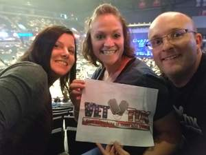 Kevin attended Sugarland - Country on Aug 10th 2018 via VetTix