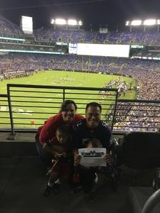 Click To Read More Feedback from Baltimore Ravens vs. Los Angeles Rams - NFL