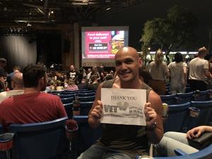 Abelardo attended Weezer / Pixies - Alternative Rock on Aug 12th 2018 via VetTix