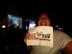 Faye attended Weezer / Pixies - Alternative Rock on Aug 12th 2018 via VetTix