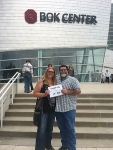 Daniel attended 25th PBR Unleash the Beast - Sunday Only Tickets on Aug 12th 2018 via VetTix