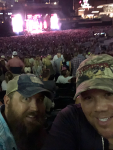 Jeffrey attended Zac Brown Band: Down the Rabbit Hole Live! - Country on Aug 10th 2018 via VetTix