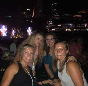 Shane attended Zac Brown Band: Down the Rabbit Hole Live! - Country on Aug 10th 2018 via VetTix