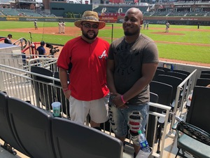 Bjorn attended Atlanta Braves vs. Miami Marlins - MLB Afternoon Game on Aug 13th 2018 via VetTix