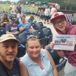 Chris attended Pentatonix - Pop on Aug 11th 2018 via VetTix