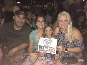 Misty attended Pentatonix - Pop on Aug 11th 2018 via VetTix