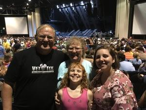 LESTER attended Pentatonix - Pop on Aug 11th 2018 via VetTix
