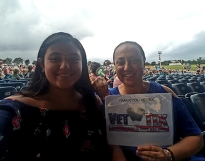 kat808gryl attended Pentatonix - Pop on Aug 11th 2018 via VetTix