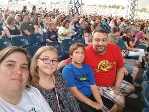 Jason attended Pentatonix - Pop on Aug 11th 2018 via VetTix