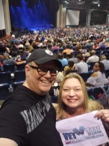 Donald attended Pentatonix - Pop on Aug 11th 2018 via VetTix