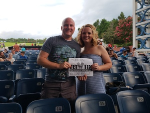 Joseph attended Pentatonix - Pop on Aug 11th 2018 via VetTix