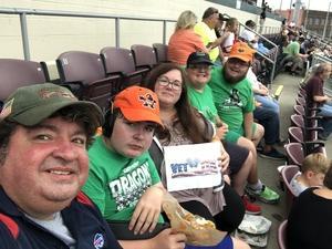 Click To Read More Feedback from Dayton Dragons vs. Lake County Captains - MLB