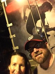Donald attended Keith Urban: Graffiti U World Tour - Country on Aug 11th 2018 via VetTix