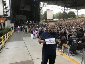 Evelyn attended Keith Urban: Graffiti U World Tour - Country on Aug 11th 2018 via VetTix