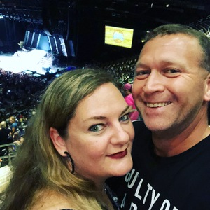 Trista attended Jason Aldean: High Noon Neon Tour 2018 - Country on Aug 11th 2018 via VetTix