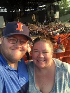 Paul attended Zac Brown Band: Down the Rabbit Hole Live! - Country on Aug 12th 2018 via VetTix