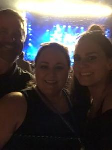 Rachel attended Zac Brown Band: Down the Rabbit Hole Live! - Country on Aug 12th 2018 via VetTix