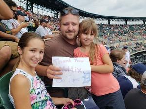 Joe Martin attended Detroit Tigers vs. Minnesota Twins - MLB on Aug 12th 2018 via VetTix
