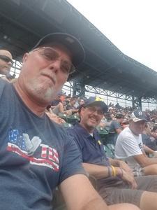 Richard attended Detroit Tigers vs. Minnesota Twins - MLB on Aug 12th 2018 via VetTix