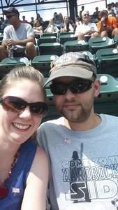 Scott attended Detroit Tigers vs. Minnesota Twins - MLB on Aug 12th 2018 via VetTix