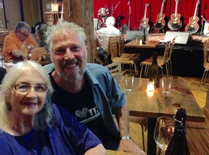 Roger attended The Everly Brothers Experience at the Loft on Aug 15th 2018 via VetTix