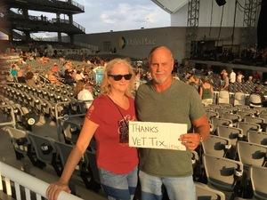John attended Stars Align Tour: Jeff Beck & Paul Rodgers and Ann Wilson of Heart - Pop on Aug 23rd 2018 via VetTix