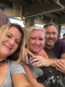 Jeffrey attended Stars Align Tour: Jeff Beck & Paul Rodgers and Ann Wilson of Heart - Pop on Aug 23rd 2018 via VetTix