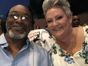 Bohlen attended Comedy Getdown With George Lopez, Eddie Griffin, D. L. Hughley and Cedric the Entertainer on Aug 11th 2018 via VetTix