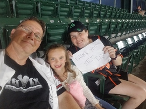 Jason attended Baltimore Orioles vs. Oakland Athletics - MLB on Sep 12th 2018 via VetTix