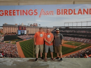 Robert attended Baltimore Orioles vs. Oakland Athletics - MLB on Sep 12th 2018 via VetTix