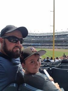 David attended New York Yankees vs. Tampa Bay Rays - MLB on Aug 16th 2018 via VetTix