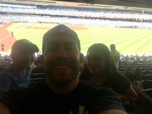 Kenneth attended New York Yankees vs. Tampa Bay Rays - MLB on Aug 16th 2018 via VetTix