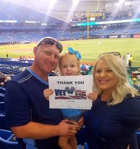 Click To Read More Feedback from Tampa Bay Rays vs. Kansas City Royals - MLB