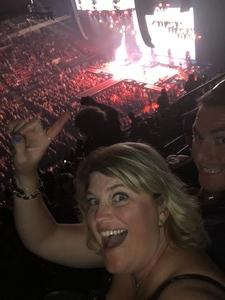 Wendy attended Live Nation Presents Def Leppard / Journey - Pop on Aug 20th 2018 via VetTix