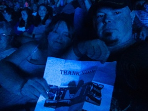 Kenneth attended Live Nation Presents Def Leppard / Journey - Pop on Aug 20th 2018 via VetTix