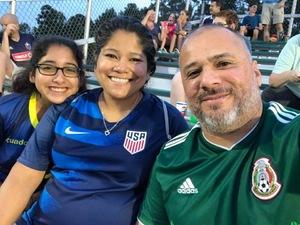 Jose attended North Carolina Courage vs. Houston Dash - National Womens Soccer League on Sep 8th 2018 via VetTix