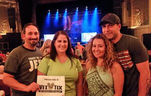 Jonathan attended Back to the Eighties Show With Jessie's Girl - Undefined on Sep 21st 2018 via VetTix
